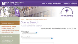 Course-Search
