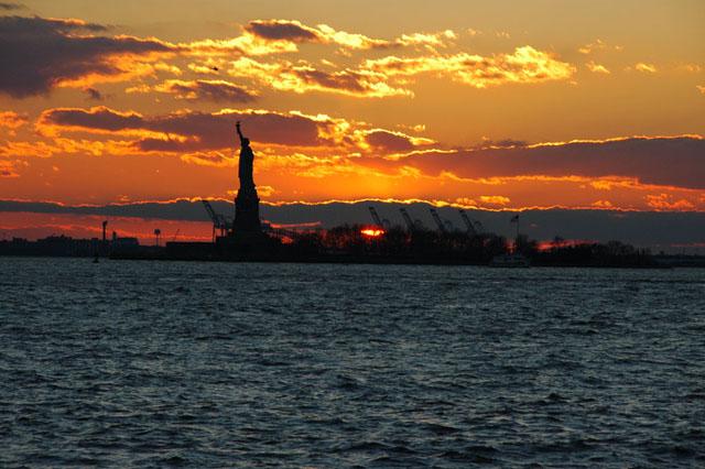 Burning Liberty