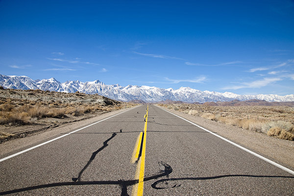 East of Lone Pine